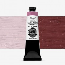 Daniel Smith : Original Oil Paint : 37ml : Potter's Pink