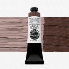 Daniel Smith : Original Oil Paint : 37ml : Burnt Tiger's Eye Genuine