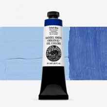 Daniel Smith : Original Oil Paint : 37ml : Cobalt Blue