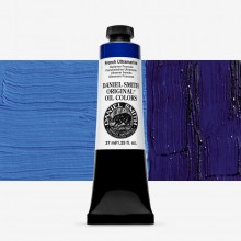 Daniel Smith : Original Oil Paint : 37ml : French Ultramarine