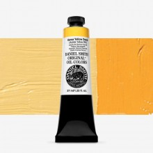 Daniel Smith : Original Oil Paint : 37ml : Hansa Yellow Deep