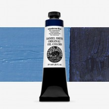 Daniel Smith : Original Oil Paint : 37ml : Indanthrone Blue