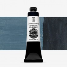 Daniel Smith : Original Oil Paint : 37ml : Indigo