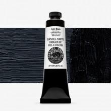 Daniel Smith : Original Oil Paint : 37ml : Ivory Black