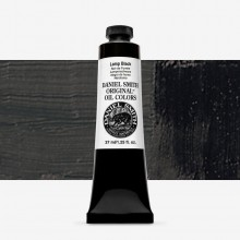 Daniel Smith : Original Oil Paint : 37ml : Lamp Black
