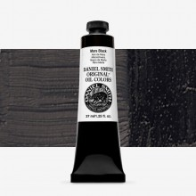 Daniel Smith : Original Oil Paint : 37ml : Mars Black