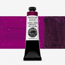 Daniel Smith : Original Oil Paint : 37ml : Quinacridone Violet