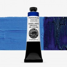 Daniel Smith : Original Oil Paint : 37ml : Ultramarine Blue Deep