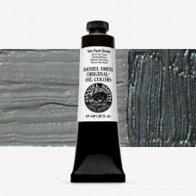 Daniel Smith : Original Oil Paint : 37ml : Van Dyck Brown