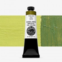 Daniel Smith : Original Oil Paint : 37ml : Green Gold