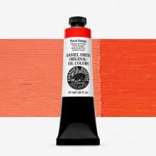 Daniel Smith : Original Oil Paint : 37ml : Pyrrol Orange