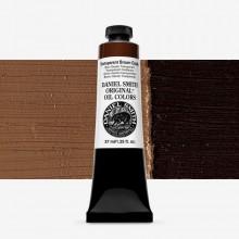Daniel Smith : Original Oil Paint : 37ml : Transparent Brown Oxide