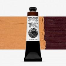Daniel Smith : Original Oil Paint : 37ml : Transparent Earth Orange