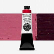Daniel Smith : Original Oil Paint : 37ml : Permanent Alizarin Crimson