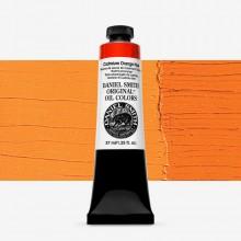 Daniel Smith : Original Oil Paint : 37ml : Cadmium Orange Hue