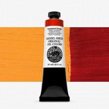 Daniel Smith : Original Oil Paint : 37ml : Transparent Orange