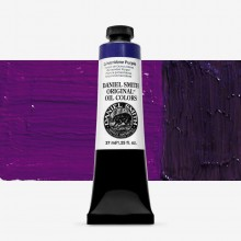 Daniel Smith : Original Oil Paint : 37ml : Quinacridone Purple
