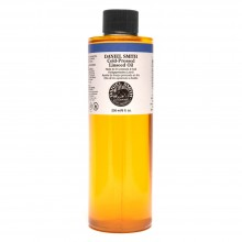 Daniel Smith : Cold-Pressed Linseed Oil : 236ml
