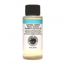 Daniel Smith : Water Soluble : Modified Linseed Oil : 59ml