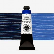 Daniel Smith : Water Soluble Oil Paint : 37ml : French Ultramarine