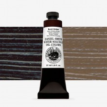 Daniel Smith : Water Soluble Oil Paint : 37ml : Burnt Umber