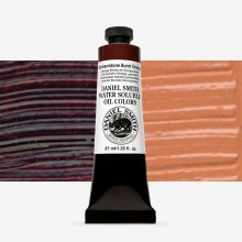 Daniel Smith : Water Soluble Oil Paint : 37ml : Quinacridone Burnt Orange