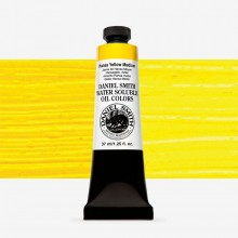 Daniel Smith : Water Soluble Oil Paint : 37ml : Hansa Yellow Medium