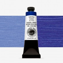 Daniel Smith : Water Soluble Oil Paint : 37ml : Cobalt Blue
