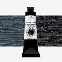 Daniel Smith : Water Soluble Oil Paint : 37ml : Lamp Black