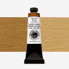 Daniel Smith : Water Soluble Oil Paint : 37ml : Yellow Ochre