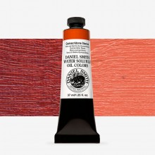 Daniel Smith : Water Soluble Oil Paint : 37ml : Quinacridone Sienna