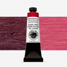 Daniel Smith : Water Soluble Oil Paint : 37ml : Permanent Alizarin Crimson