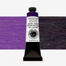 Daniel Smith : Water Soluble Oil Paint : 37ml : Quinacridone Purple
