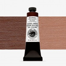 Daniel Smith : Water Soluble Oil Paint : 37ml : Burnt Sienna
