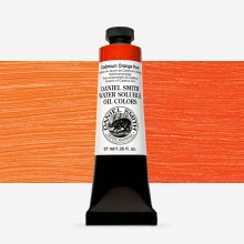 Daniel Smith : Water Soluble Oil Paint : 37ml : Cadmium Orange Hue