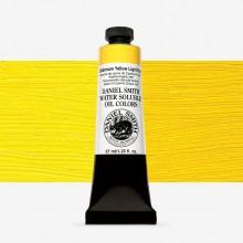 Daniel Smith : Water Soluble Oil Paint : 37ml : Cadmium Yellow Light Hue