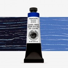 Daniel Smith : Water Soluble Oil Paint : 37ml : Ultramarine Blue Deep