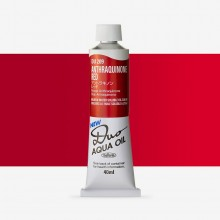Holbein Duo-Aqua : Anthraquinone Red