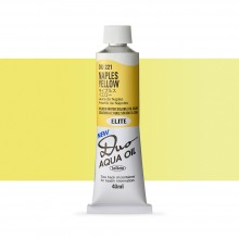 Holbein Duo-Aqua : Naples Yellow : 40ml tube