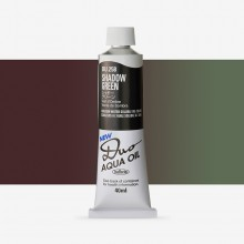 Holbein Duo-Aqua : Shadow Green : 40ml tube