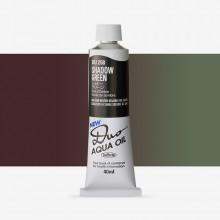 Holbein Duo-Aqua : Shadow Green : 40ml tube