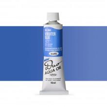 Holbein Duo-Aqua : Verditer Blue : 40ml tube