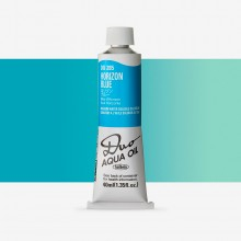 Holbein Duo-Aqua : Horizon Blue : 40ml tube