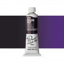 Holbein Duo-Aqua : Dioxazine Violet : 40ml tube