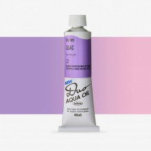 Holbein Duo-Aqua : Lilac : 40ml tube