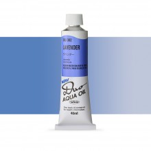 Holbein : Duo Aqua : Watermixable Oil Paint : 40ml : Lavender