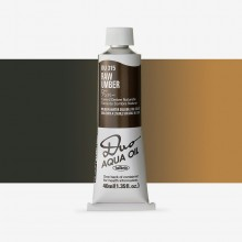 Holbein Duo-Aqua : Raw Umber : 40ml tube