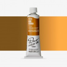 Holbein Duo-Aqua : Raw Sienna : 40ml tube