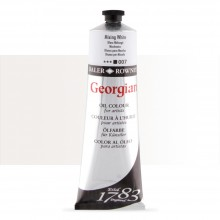 Daler Rowney : Georgian Oil Paint : 225ml : Mixing White