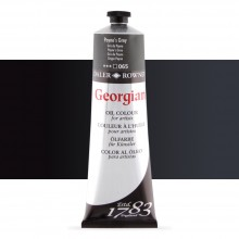 Daler Rowney : Georgian Oil Paint : 225ml : Paynes Grey